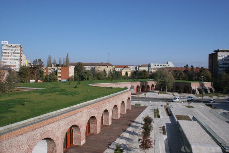Bastion Theresia Timisoara