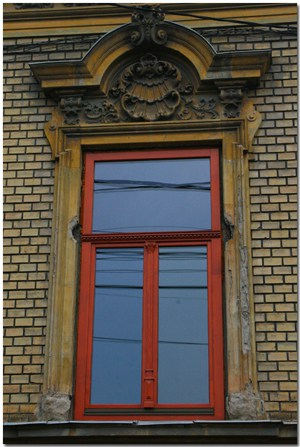 Masurarea ferestrelor de lemn pe exterior