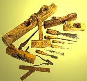 Scule tamplarie lemn